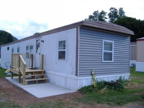 Here Mobile Home Siding