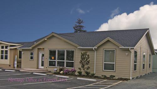 Heritage Home Nter Office Show Located Everett