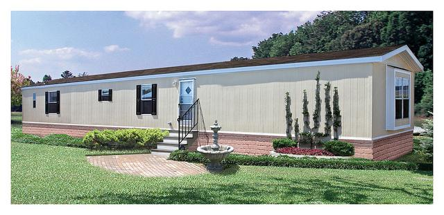 Heritage Series Revised Mobile Home