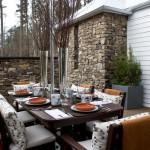 Hgtv Green Home Barbecue Courtyard