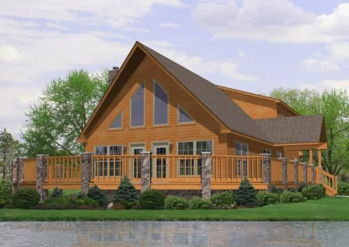 High End Custom Modular Homes