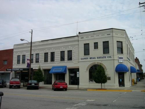 Historic Downtown Burgaw Prudential Laney Real Estate