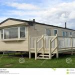 Holiday Caravan Mobile Home