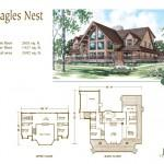 Holland Log Homes Eagles Nest
