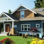 Home Affordable Cottage Energy Conscious Washington State