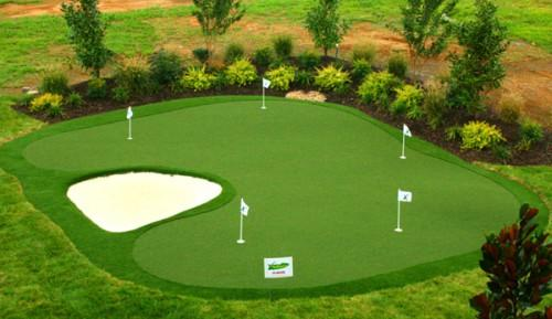 Home Artificial Putting Greens Custom Outdoor