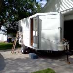 Home Built Travel Trailer Project
