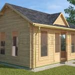 Home Cabin Types Wide Log Cabins Chillington