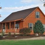 Home Cabins Manufactured Homes Look Like Log