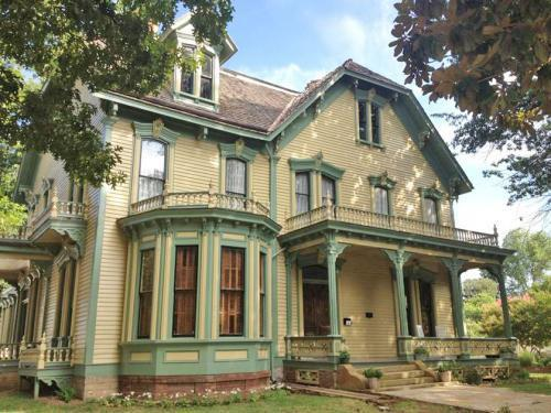 Home Clayton House Fort Smith Arkansas