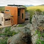 Home Decor Out Box Cargo Container Homes Eco Friendly