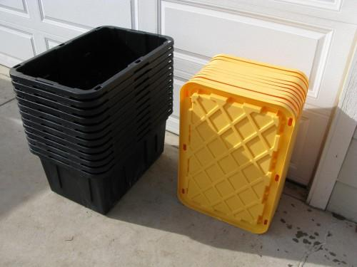Home Depot Storage Containers Homestead Basics
