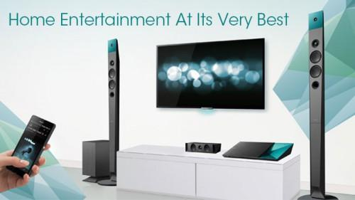 Home Entertainment Its Very Best