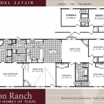 Home Floor Plans Cavco Homes Double Wides Texas Manufactured