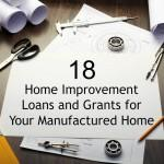 Home Improvement Loans Grants Your Manufactured