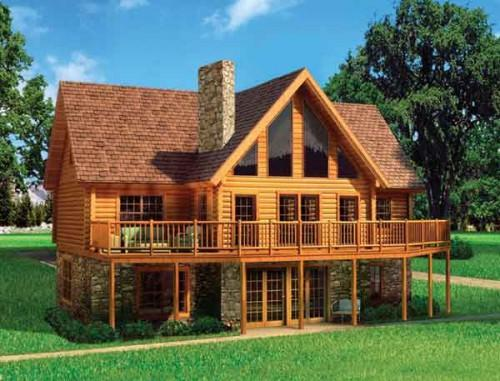 Home Kit Manufacturers Tennessee Log Homes Knoxville