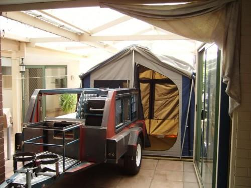 Home Made Camper