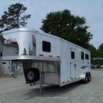 Home New Exiss Horse Trailer Sale
