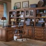 Home Office Here Have Relaxed Traditional Modular