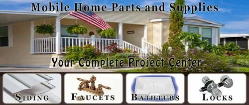 Home Parts Supplies Featuring Mobile Bathtubs