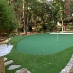 Home Putting Green North Carolina
