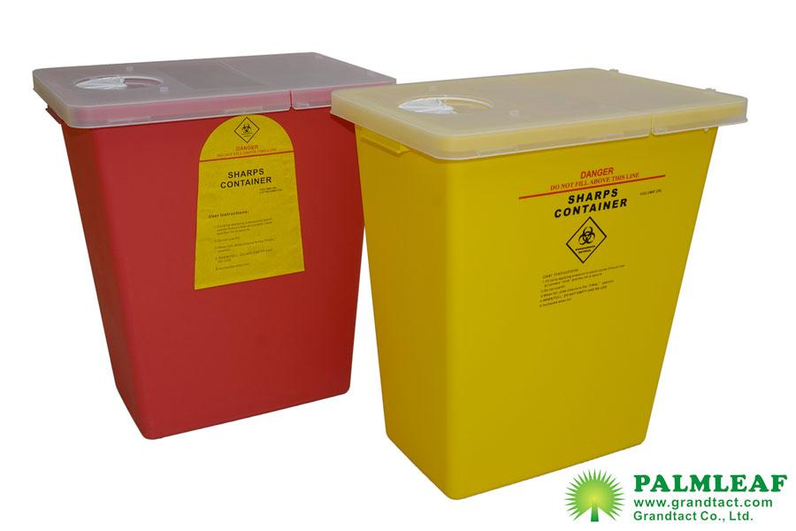Home Sharps Container