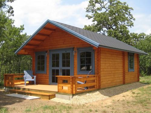 Home Shop Cabins Large Getaway Cabin Kit Loft