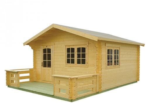 Home Shop Cabins Tranquillity Cabin Kit
