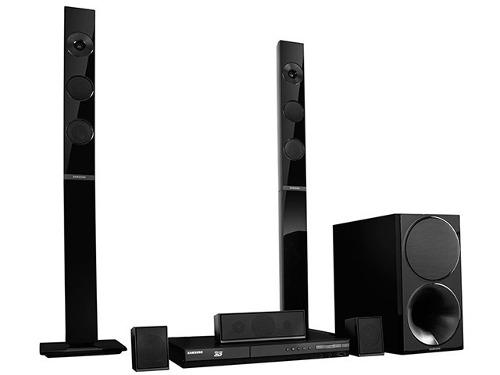 Home Theater Samsung Blu Ray Rms