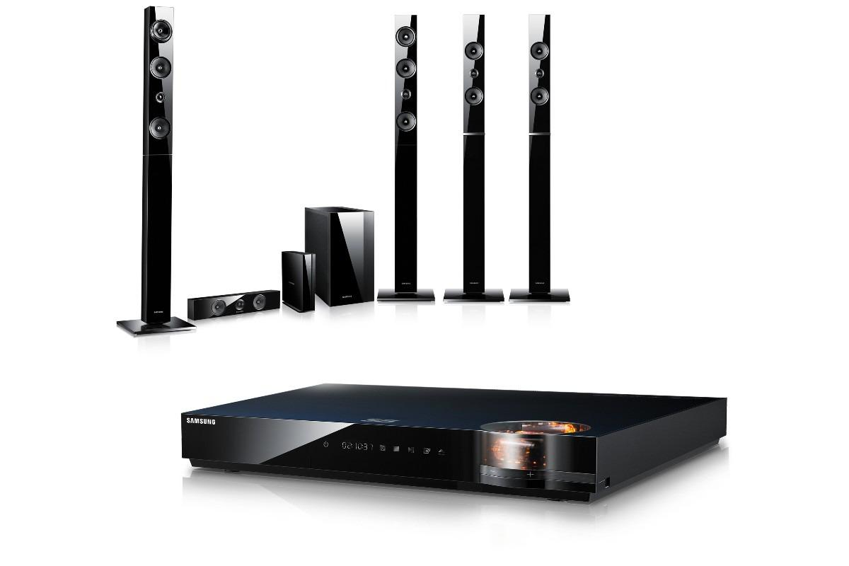 Home Theater Samsung Valvulado Bluray