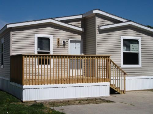 Home Three Bedroom Bath New Doublewide