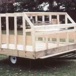Homemade Camper Trailer