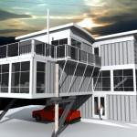 Homes Also Called Shipping Container Cargo