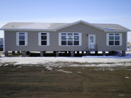 Homes Installed North Dakota Modular Buildings Third Party