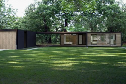 Homes Jared Levy Gordon Scott Connect Prefabricated