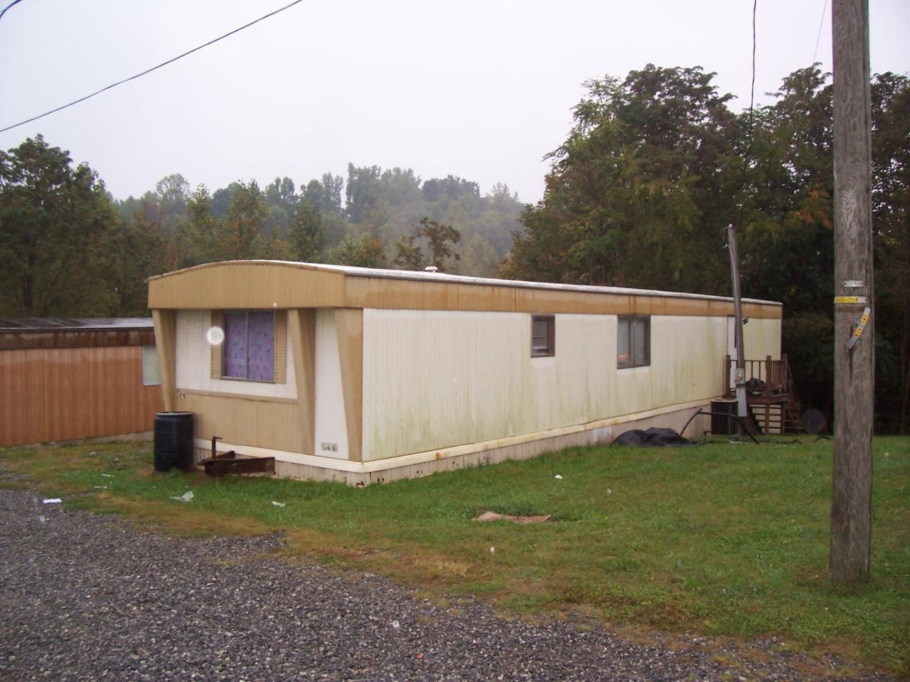 Homes Rent Displaying Trailer Park