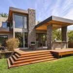 Homes Report Which Arranged Within Wooden House Prefab