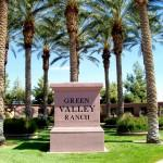 Homes Sale Green Valley Ranch Henderson Nevada