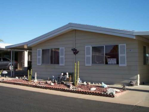 Homette Manufactured Home