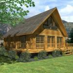 Honest Abe Log Homes Algood Home Plan