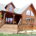 Honest Abe Log Homes Recognizes Rocky Dealer