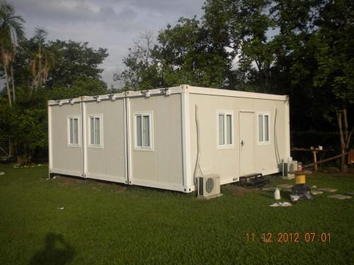 House Living Hotel Container Mini Mobile Homes Sale