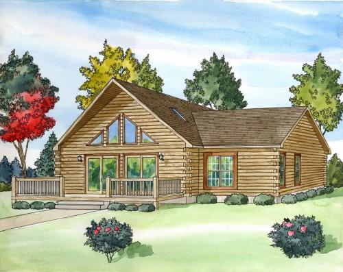 House Log Modular Homes Prices Prefab Plans Double Wide Mobile