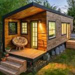 House Made Out Old Shipping Container