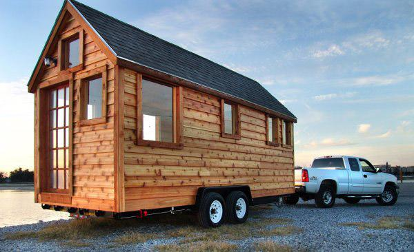 House Martin Mobile Home Fit Standard Trailer
