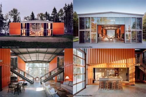 House Recycled Shipping Containers Twelve