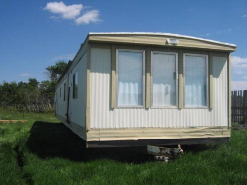 House Trailer Sale Obo Delisle Saskatchewan
