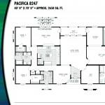 Houseplanse Triple Wide Mobile Home Floor Plans