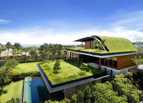 Houses Built Eco Friendly Great Investments Those Looking