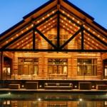 Huge Log Cabin Homes